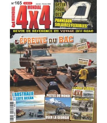 4x4 Mondial n°163 (T)