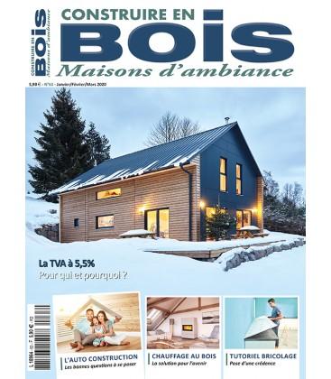 Construire en Bois Maisons d'Ambiance N°063 (T)