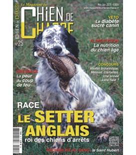 Le Magazine du Chien de Chasse n°025