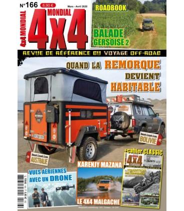 4x4 Mondial n°166 (T)