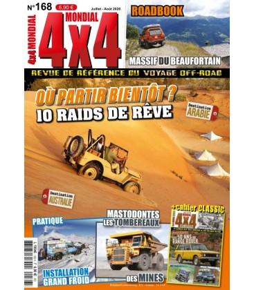 4x4 Mondial n°167 (T)