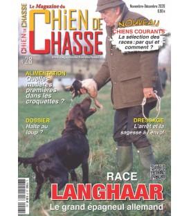 Le Magazine du Chien de Chasse n°028