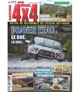 4x4 Mondial n°171 (T)