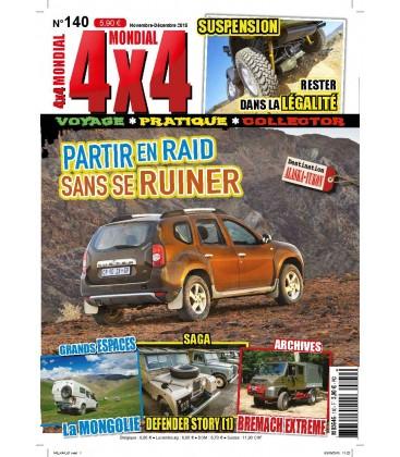 4x4 Mondial n°140