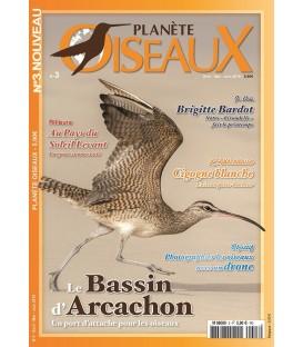 Commandez les numéros Planète Oiseaux