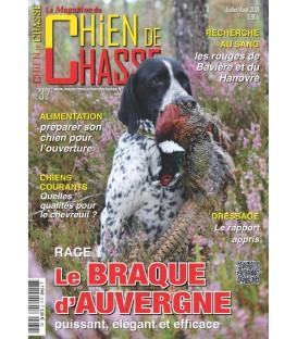 Commandez les numéros du Magazine du Chien de Chasse